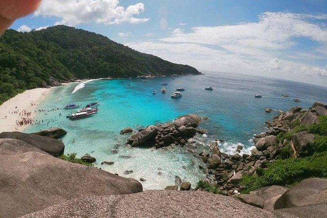 PHUKET: Join Tour Full Day in Paradise of Similan 1 Day Tour Phang-nga bay photo 3