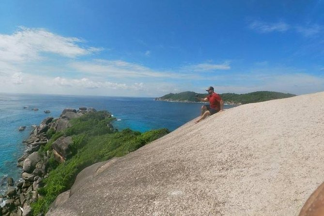 PHUKET: Join Tour Full Day in Paradise of Similan 1 Day Tour Phang-nga bay photo 4