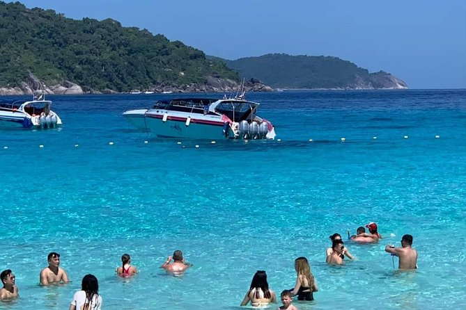 PHUKET: Join Tour Full Day in Paradise of Similan 1 Day Tour Phang-nga bay photo 1