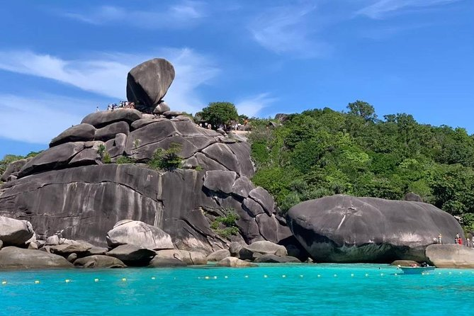 PHUKET: Join Tour Full Day in Paradise of Similan 1 Day Tour Phang-nga bay photo 12