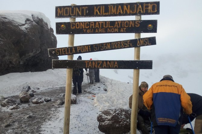 Hike Mount Kilimanjaro Through Machame