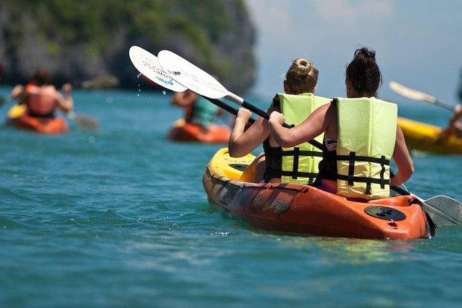 Angthong Marine Park By Big Boat (KayaKing)