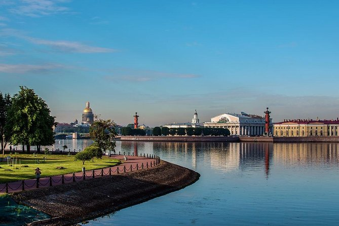Highlights of St. Petersburg in 1 day