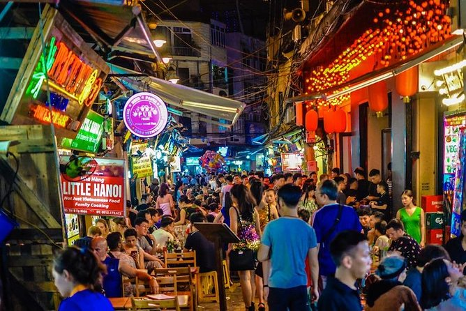 Private Hanoi Street Eats Tour