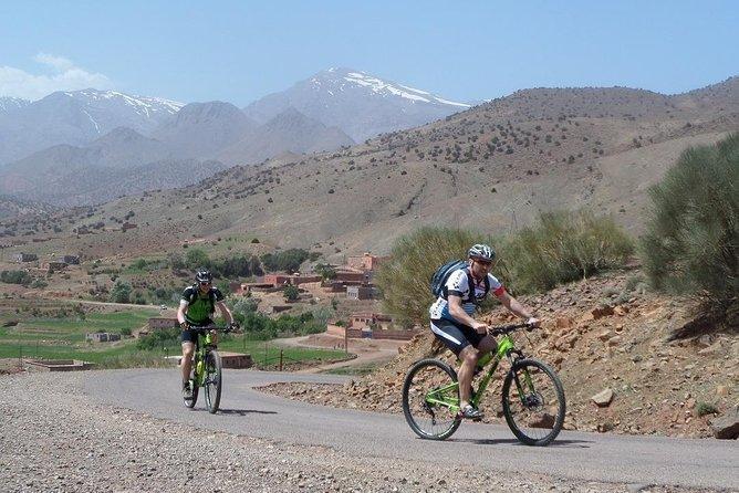 Ouirgane and Imlil 1 Day trip Biking in Morocco
