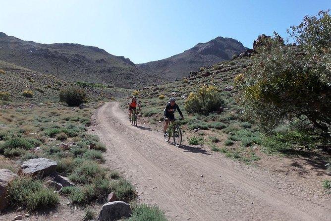 One Day Biking in Ouirgane from Marrakech (Imlil valley Cycling Trip)
