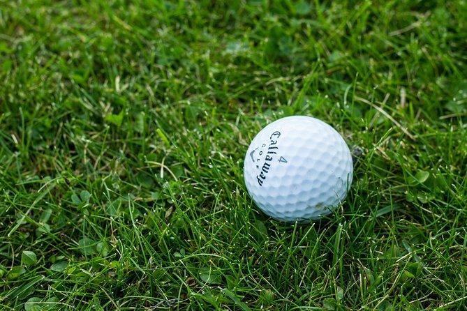 Golf Weekend in Prague - Essence package