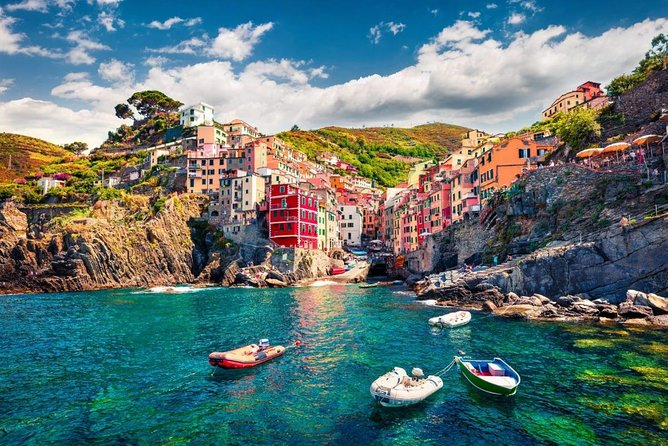 Cinque Terre from Florence