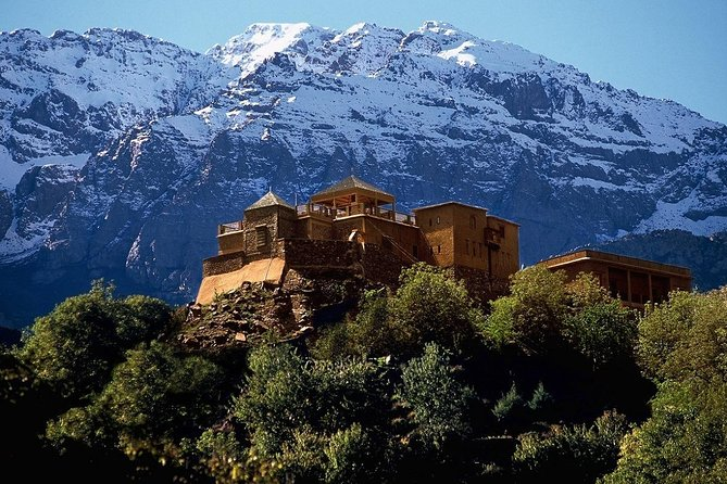 Atlas mountains and Imlil Day Trip from Marrakech
