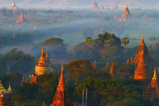 Full Day tour In Bagan UNESCO World Heritage
