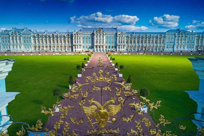 Private tour to the Catherine Palace with the Amber Room and its workshop photo 15