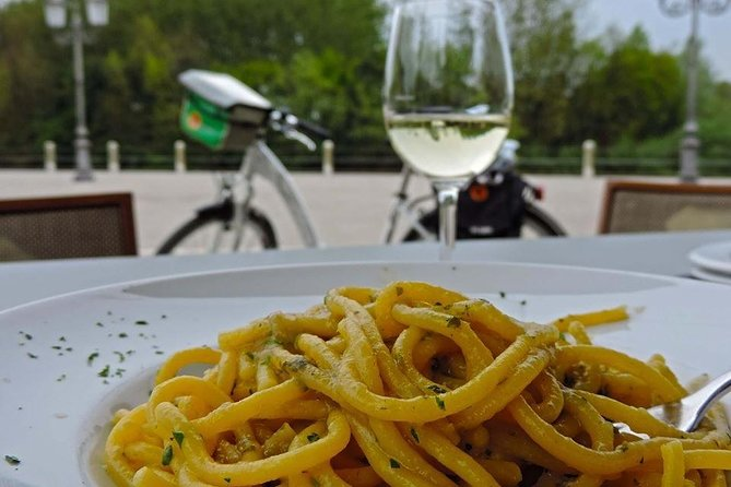 Bike and Venetian gastronomy in the Sile Park