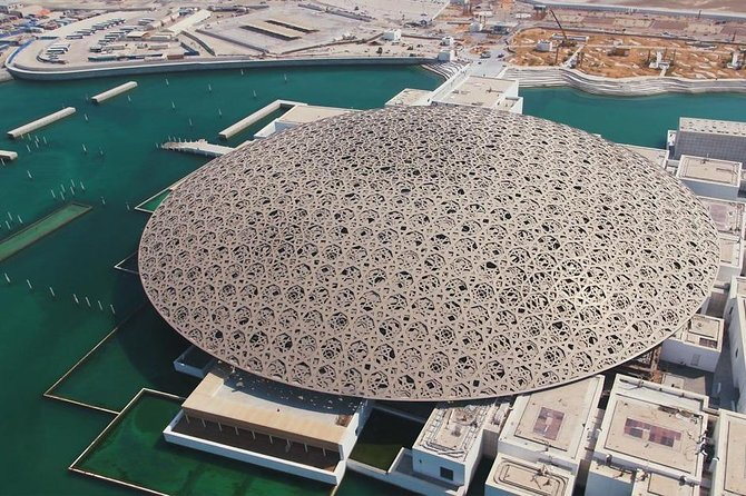Abu Dhabi City Tour Full day with Louvre Museum