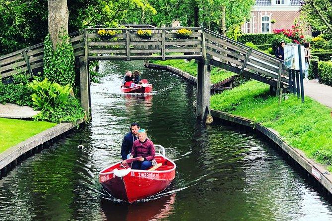 Holland Combi Tour (Giethoorn & Windmills Zaanse Schans)