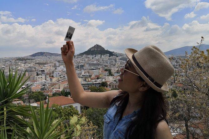 Athens Instant Camera Photo tour