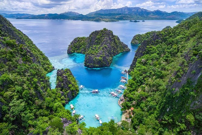 The Best Coron Super Ultimate Island Hopping Tour (lunch+snorkel gear)