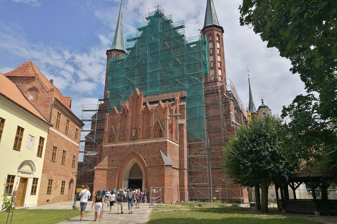 Frombork private bus tour from Gdansk