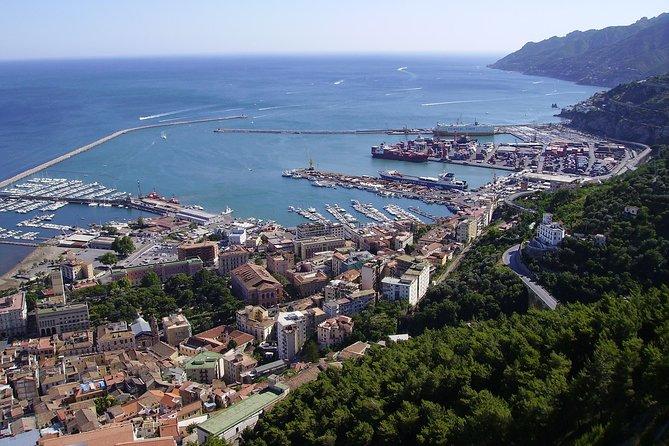 Private Transfer: Fiumicino Airport (FCO) to Salerno or vice versa