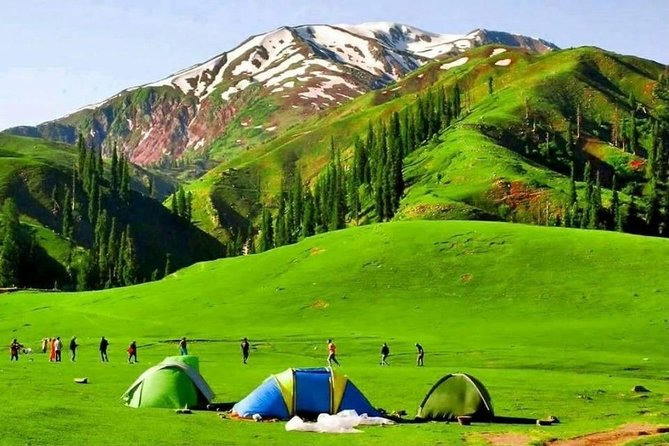 8 Days Trip To Hunza & Nalter Valley