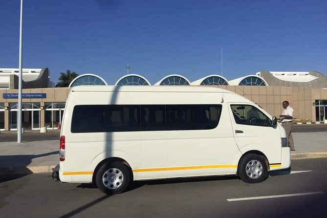 Victoria falls hotels to Chobe Safari Lodge road transfer
