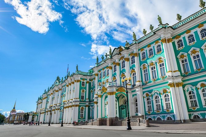 Basic 2-day tour in St Petersburg for cruise passengers