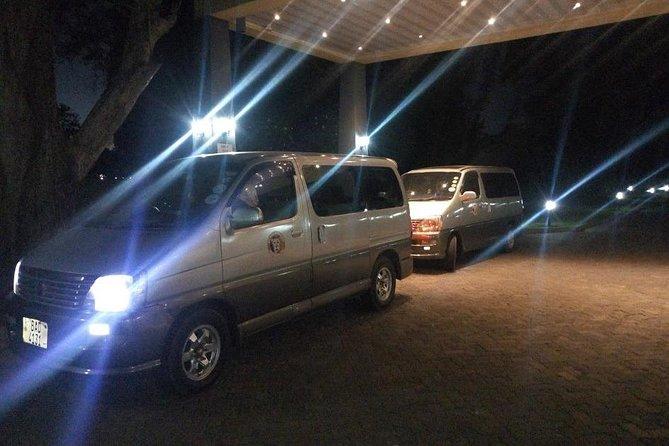 Return Livingstone Airport Shuttles