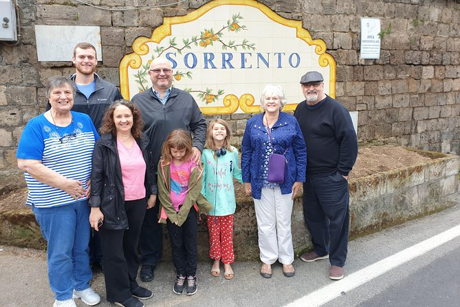 Tuscany, private transfer to and from Sorrento or the Amalfi Coast photo 1