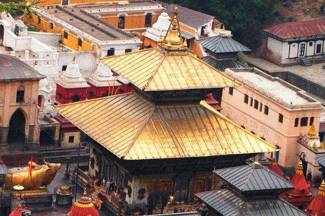 Discover Pashupatinath Temple, Boudanath Stupa and Patan Durbar Square