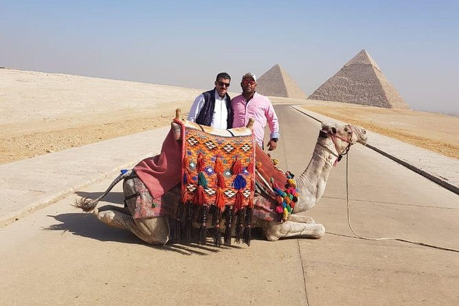 Half-Day Trip to Giza Pyramids, Sphinx, Valley Temple with Camel Ride photo 8