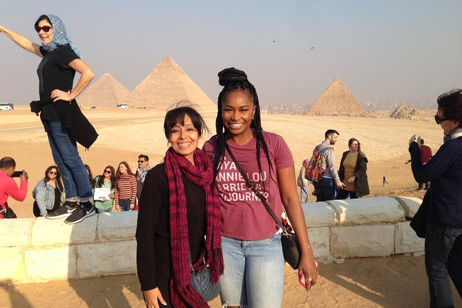 Budget 3-Days guided Tour around Cairo Giza Alexandria