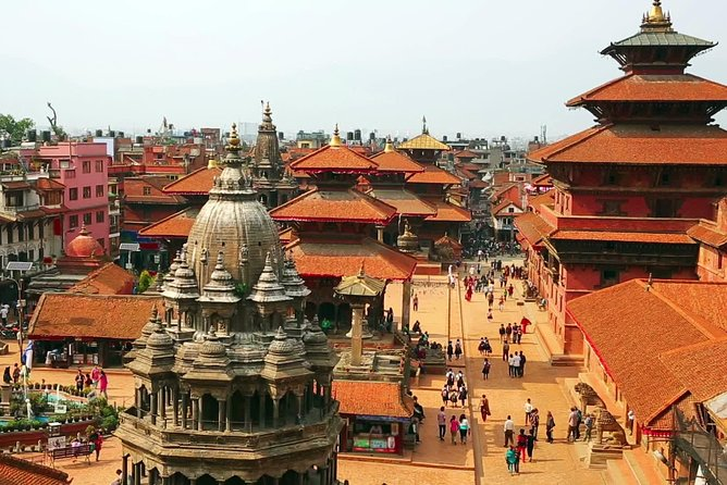 Roam around Newari towns Bungmati, Khokana and explore Patan Durbar Square