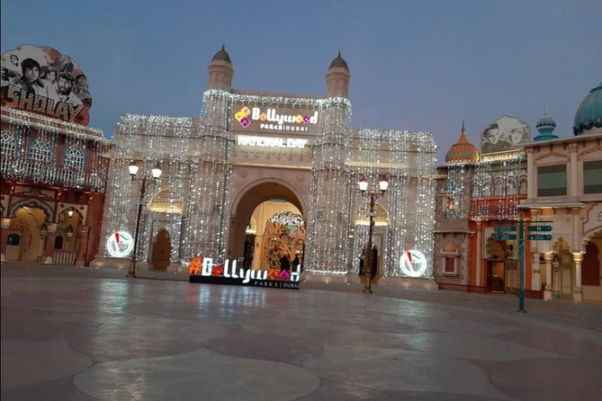 DUBAI PARKS 1 DAY 2 PARKS (Choice Is Yours) photo 2