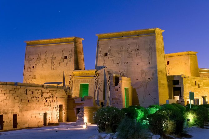 Light and Sound Show at The Philae Temple