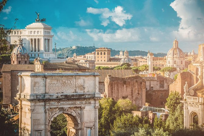 Exclusive Rome Half Day| Colosseum, Squares and Fountains Walking Guided Tour