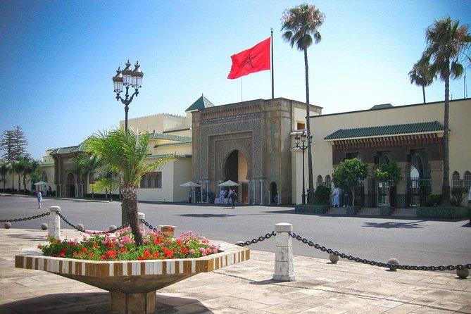 Casablanca to Fez with Rabat city tour