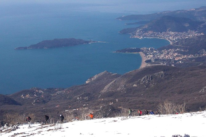 Budva Riviera private hiking experience