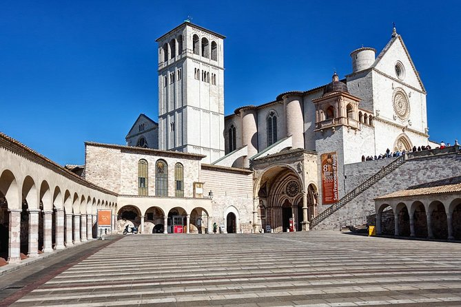 Assisi & Orvieto, one day, private transfer