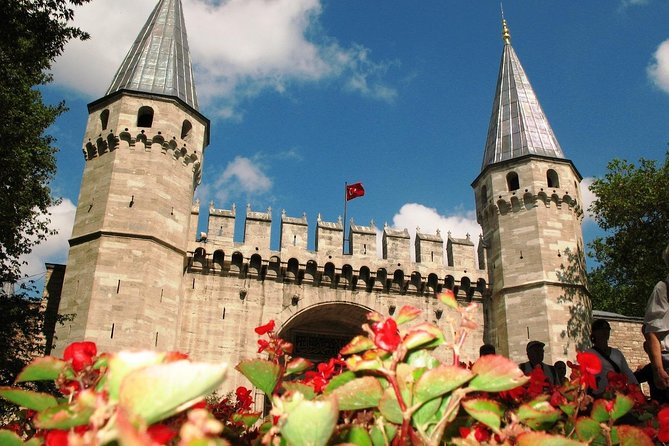 Classic Istanbul Tour including St.Sophia, Blue Mosque, Topkapi Palace,G.Bazaar photo 7