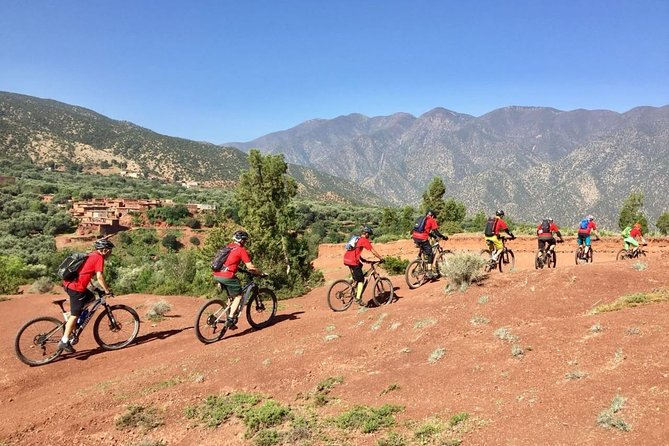 Fantastic MTB in the Atlas Mountains -Day Tour from Marrakech photo 7