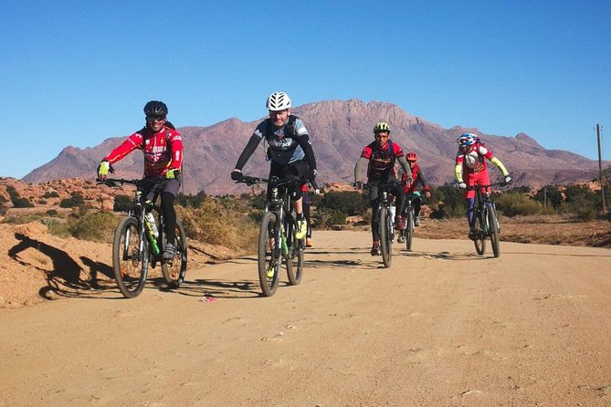 Fantastic MTB in the Atlas Mountains -Day Tour from Marrakech