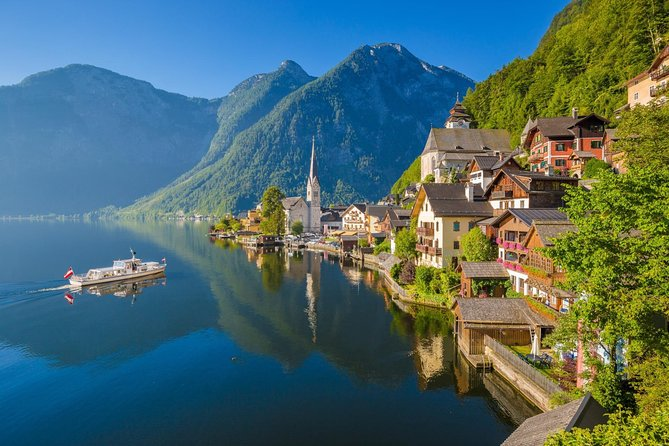 From Salzburg: Hallstatt Private Tour