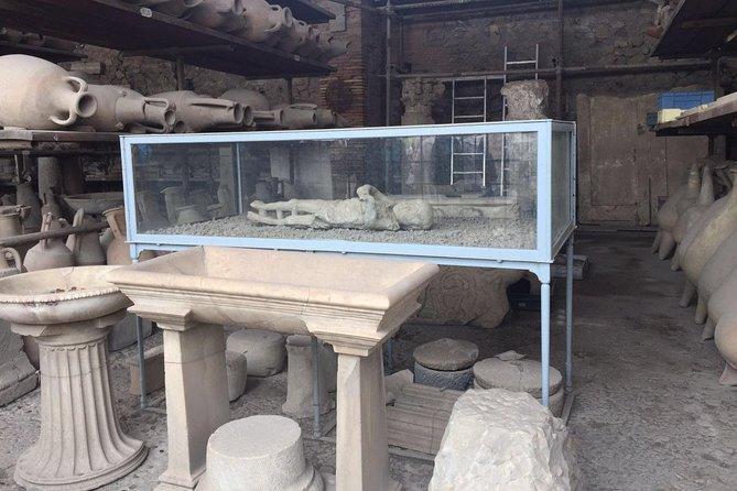 Pompeii, Sorrento & Amalfi coast private tour