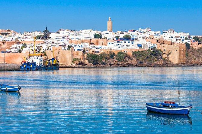 Rabat excursion from Casablanca