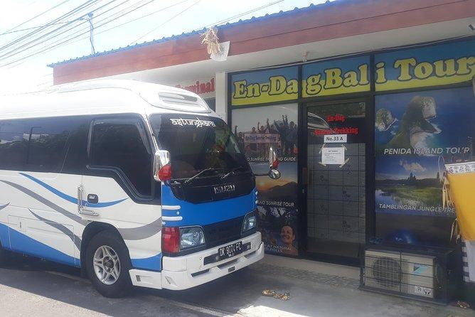Bali Mini Bus & Car Charter with Driver - Free WiFi By En-Dag