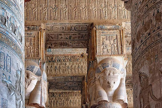 Luxor to Denderah and Abydos Full Day Private Tour: Temples of Hathor and Seti I photo 6