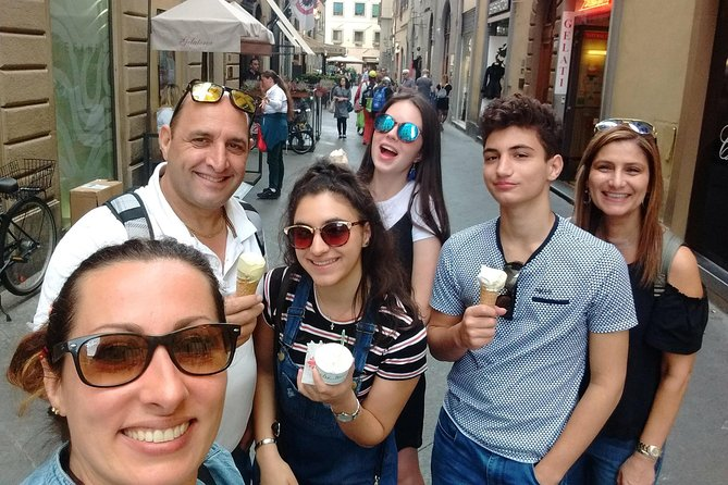 Florence Tour with Kids, Including the David , City Highlights & Gelato Tasting