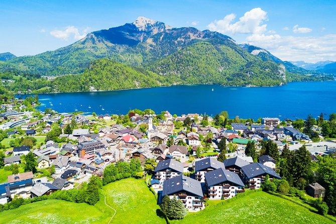 Salzburg Lake District and Hallstatt Private Tour from Salzburg
