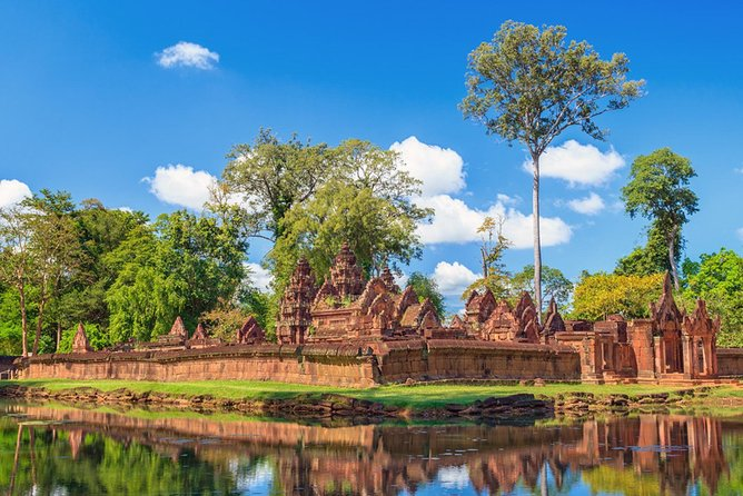 Two Day Discovering Angkor with Floating Village