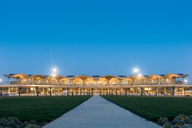 Transfer from Amman Airport to Dead Sea Hotel