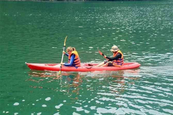 Halong Catamaran Day Cruise: Visit Halong bay & Lan Ha Bay at pristine places